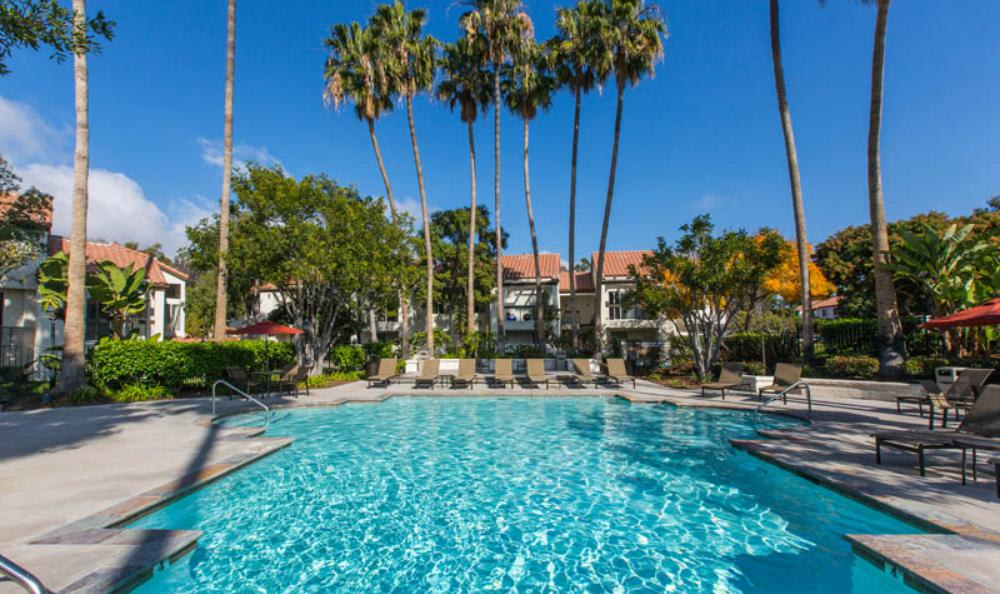 Swimming Pool at Avana San Clemente Apartments in San Clemente, CA