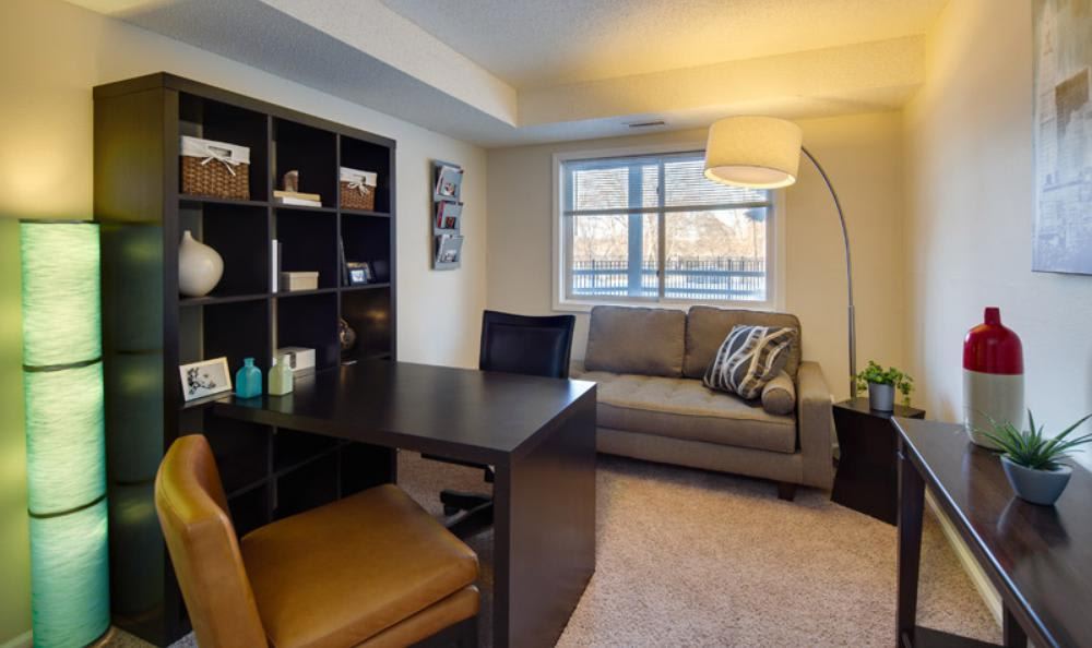 Business Office at Avana on Seven Apartments in St Louis Park, MN
