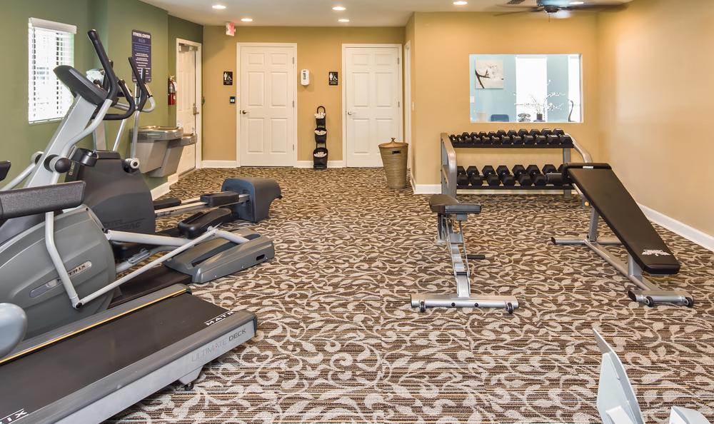 Exercise Facility at Arbors at Orange Park in Orange Park, FL