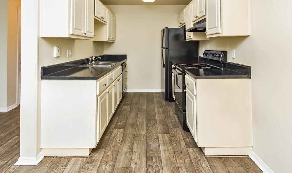 Fully Equipped Kitchen at Arbors at Orange Park in Orange Park, FL