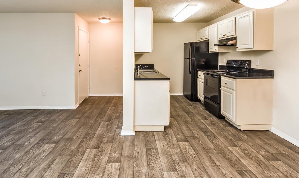 Kitchen Room at Arbors at Orange Park in Orange Park, FL