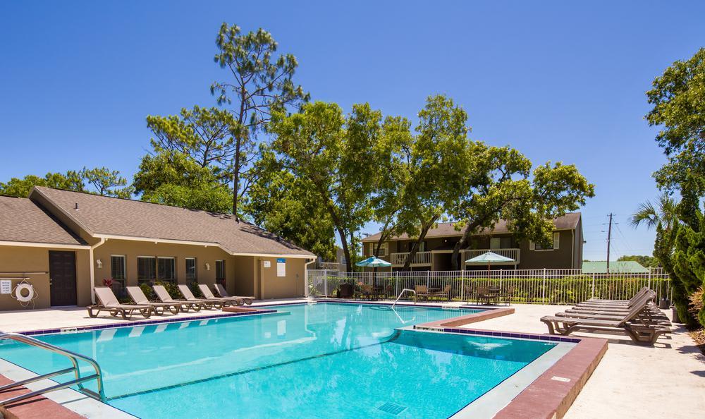 Swimming Pool at Arbors at Orange Park in Orange Park, FL