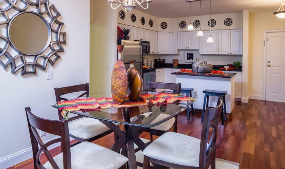 Dining Room at Avana Abington Apartments in Abington, MA