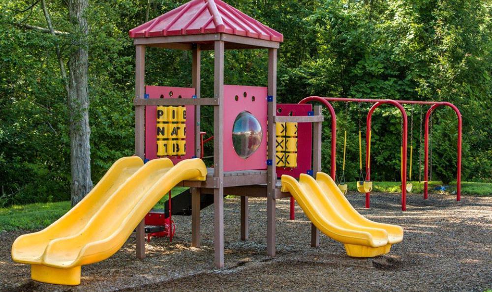 Playground at Avana Abington Apartments in Abington, MA
