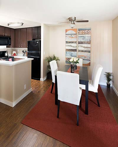 View our selection of apartment floor plans in San Jose. CA