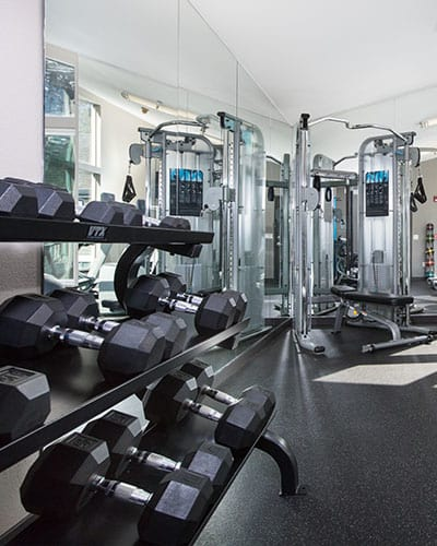 Skyline Heights Apartments offers a variety of luxurious amenities