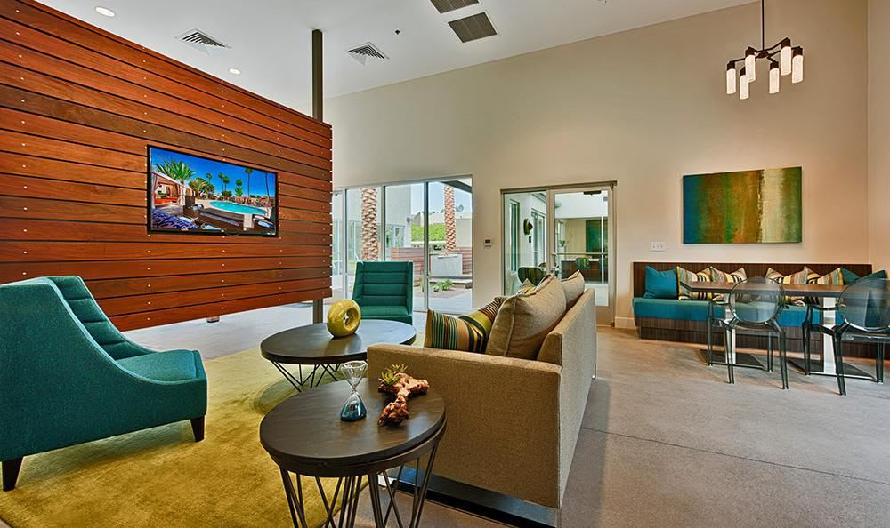 Clubhouse Living at Avana McCormick Ranch Apartments in Scottsdale, AZ
