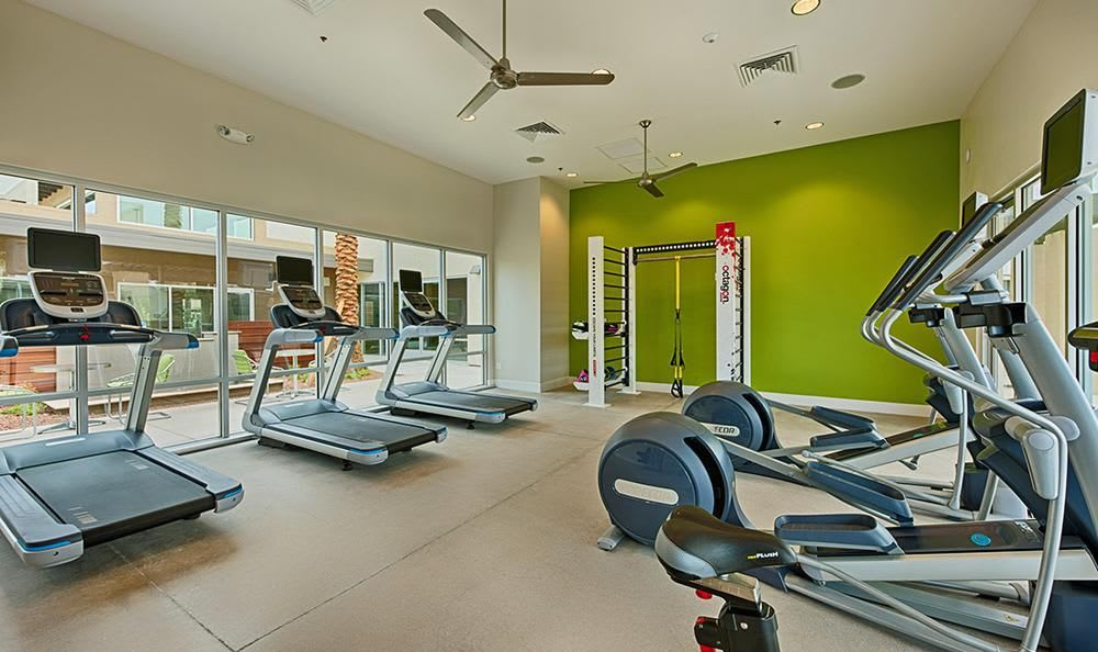 Exercise Facility at Avana McCormick Ranch Apartments in Scottsdale, AZ