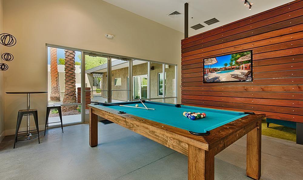 Pool Table at Avana McCormick Ranch Apartments in Scottsdale, AZ