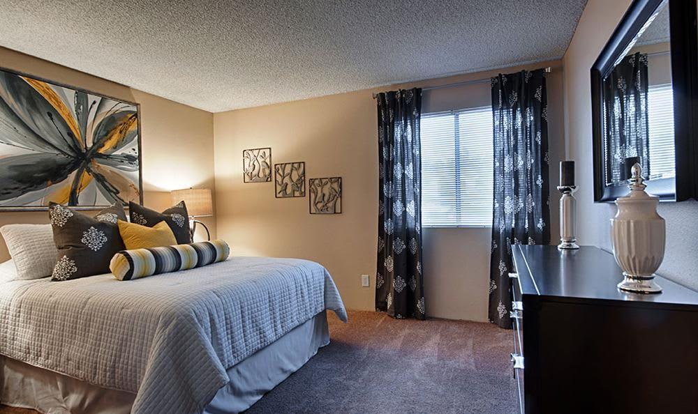 Spacious Bedroom at Avana McCormick Ranch Apartments in Scottsdale, AZ