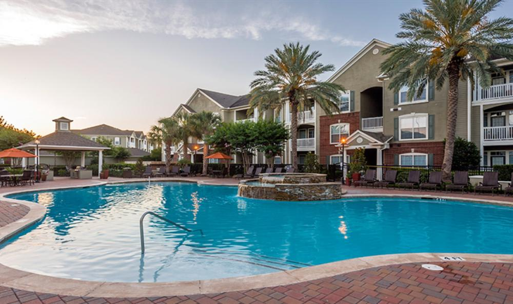 Swimming Pool at Avana Cypress Estates Apartments in Houston, TX