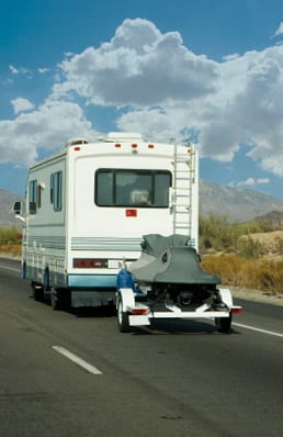 RV storage available at Stor-All Nevada