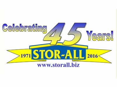 Stor-All Winnemucca is 45 years old