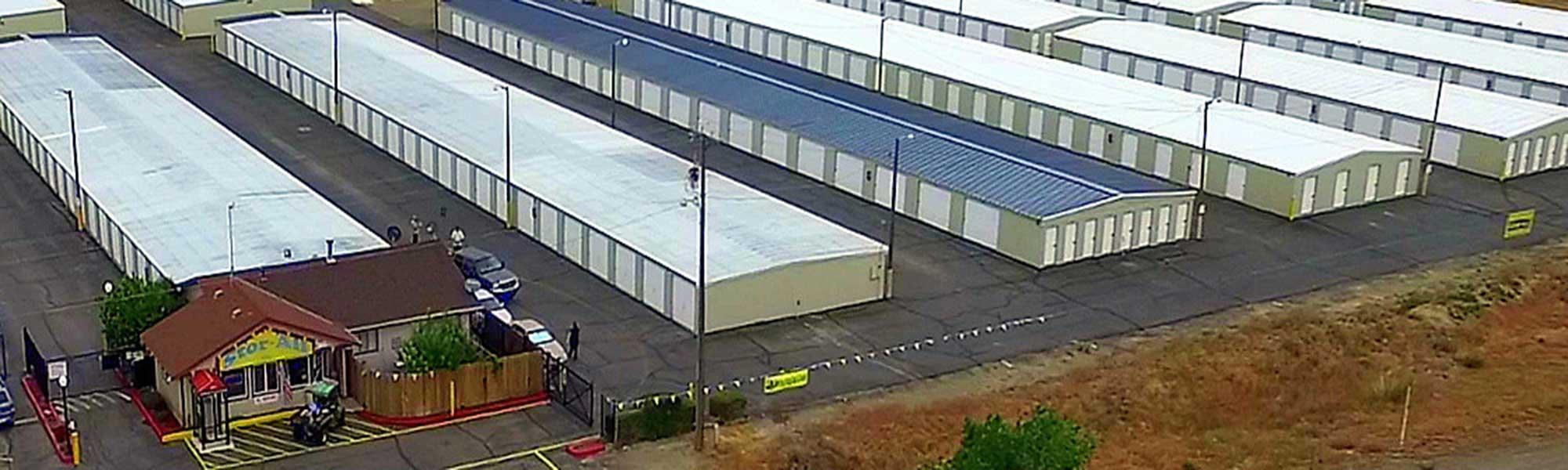 Self storage in Winnemucca NV