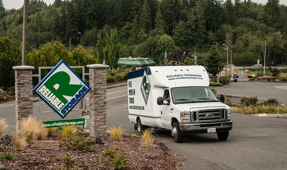 Our Poulsbo Storage Facility