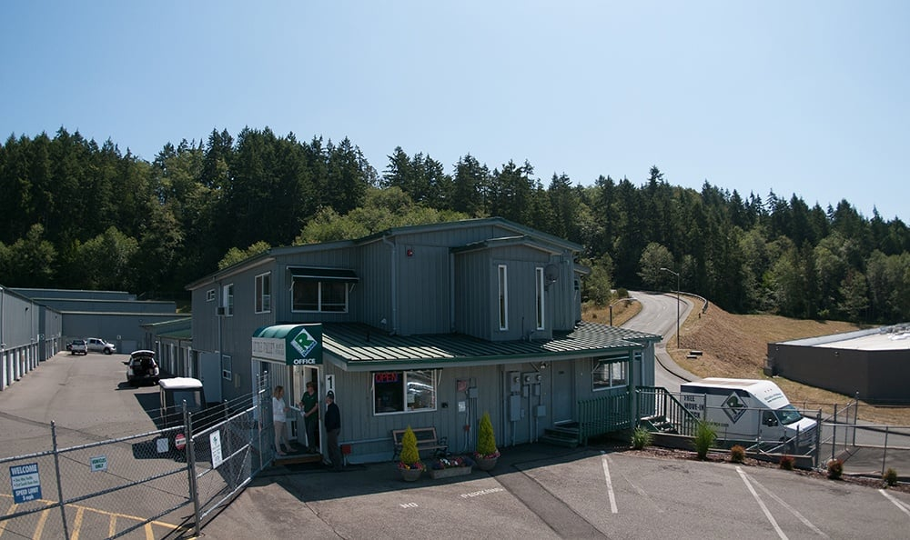 Spacious Poulsbo Storage Facility