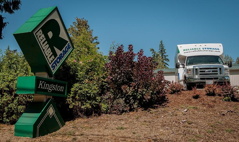 Entrance To Storage In Kingston Washington