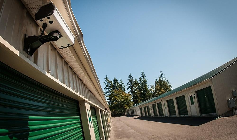 Security At Storage In Kingston Washington
