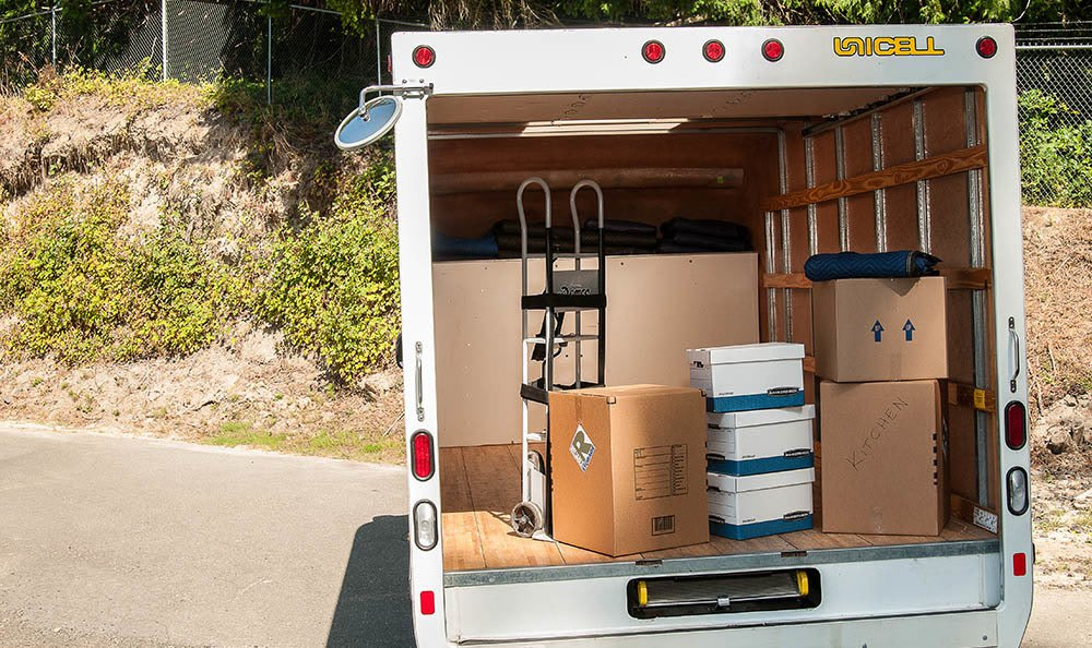Free Move In Truck At Storage In Port Orchard
