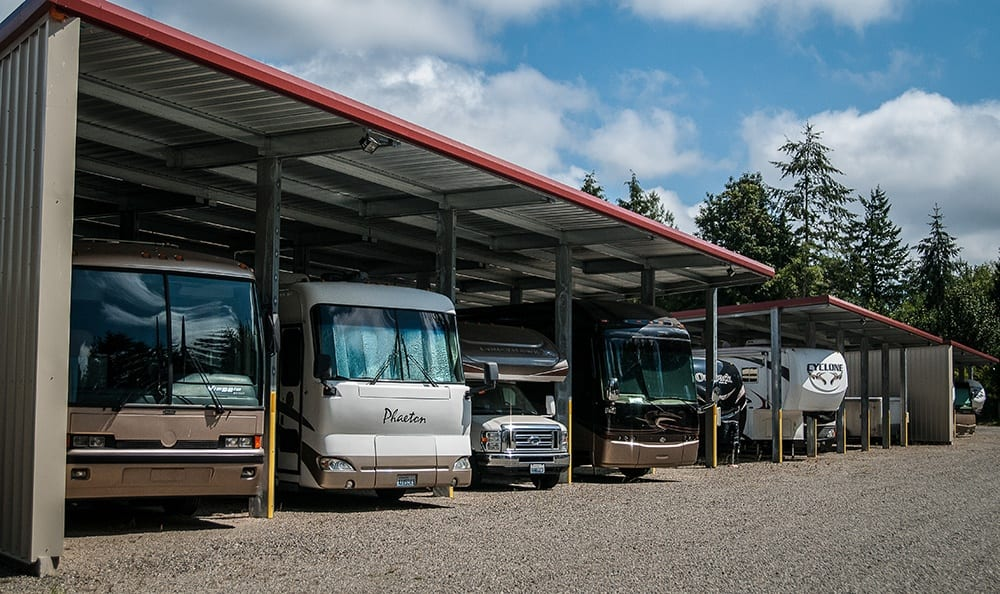Rv Storage In Port Orchard