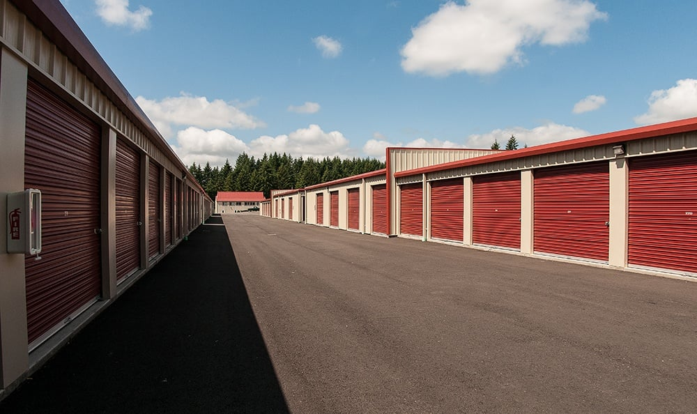 Storage In Port Orchard