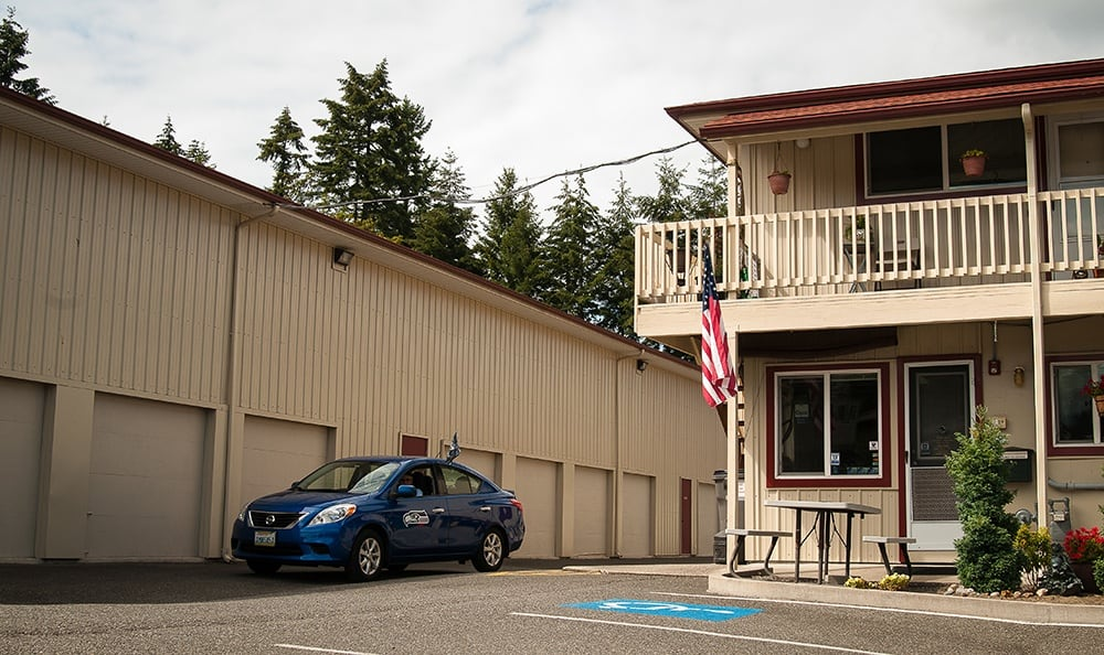 Our Storage Facility In Silverdale Washington