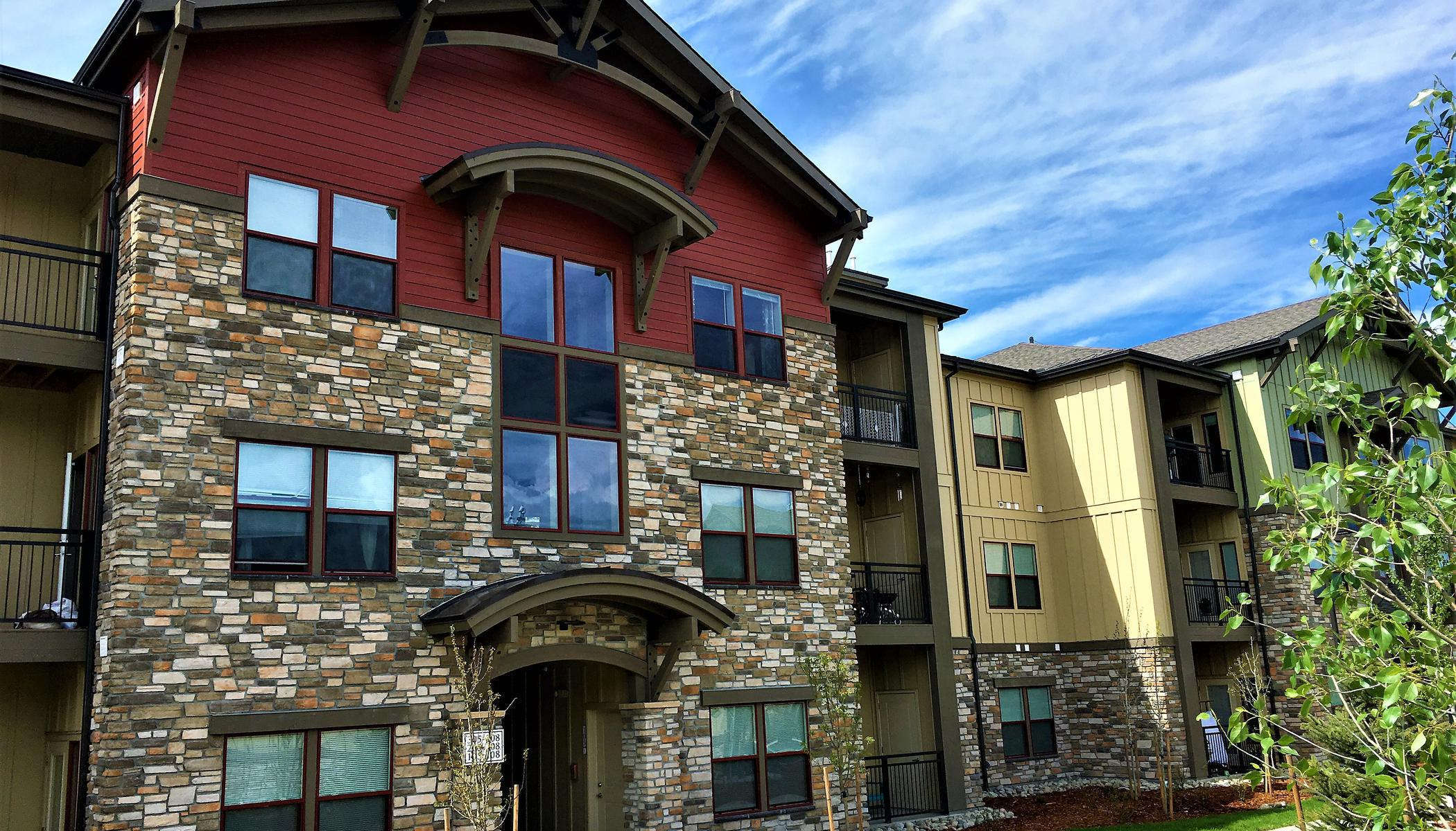 Apartments at The Reserves at Steamboat Springs in Steamboat Springs, CO