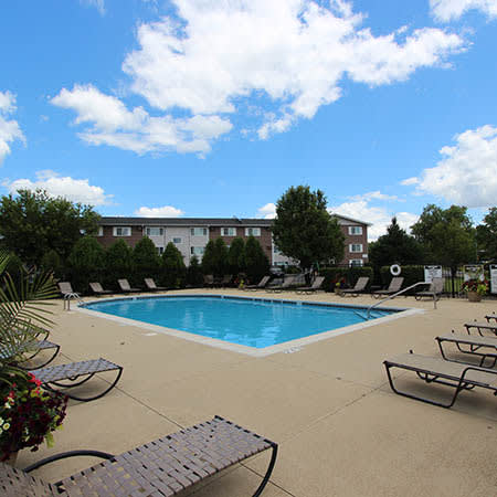 Refreshing swimming pool at Westline Apartments in Hanover Park