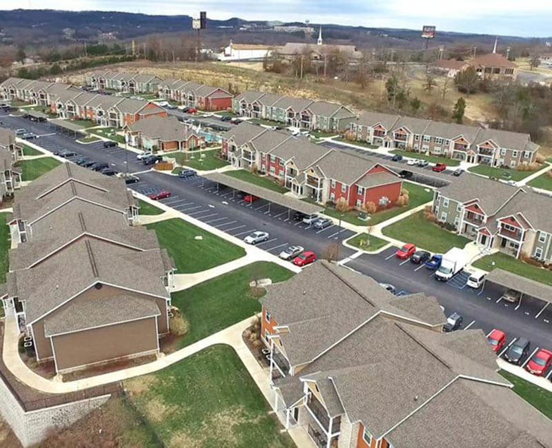 pet-friendly apartments in Branson  MO