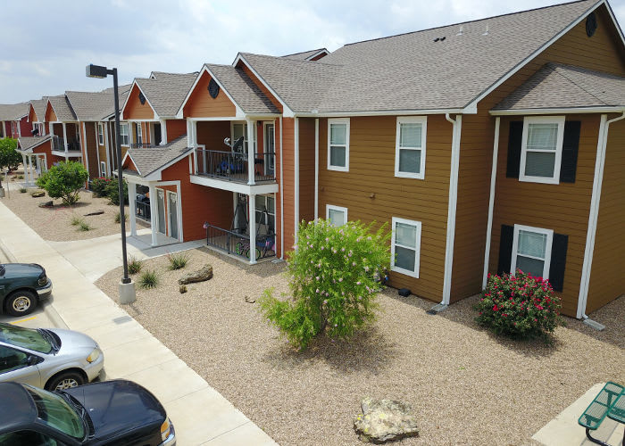 Apartment amenities at The Reserves at Saddlebrook