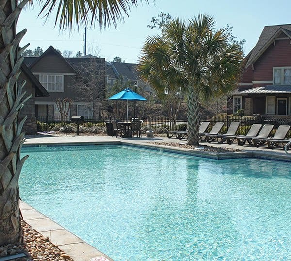 The Cottages of Hattiesburg amenities