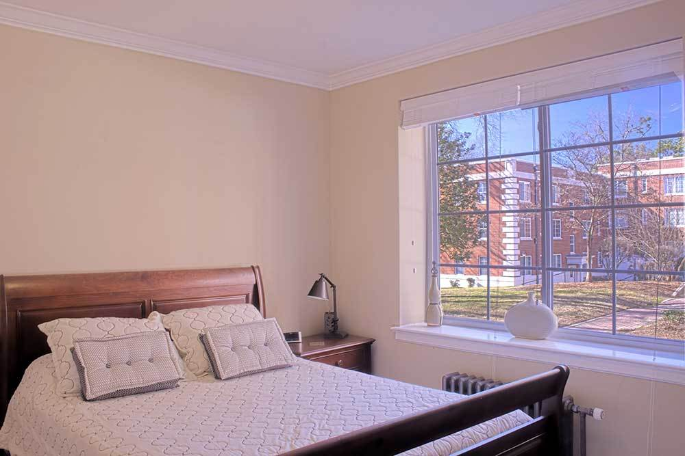 University Apartments Bedroom