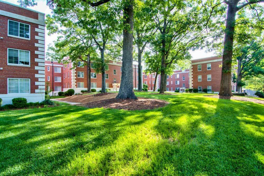 University Apartments Exterior