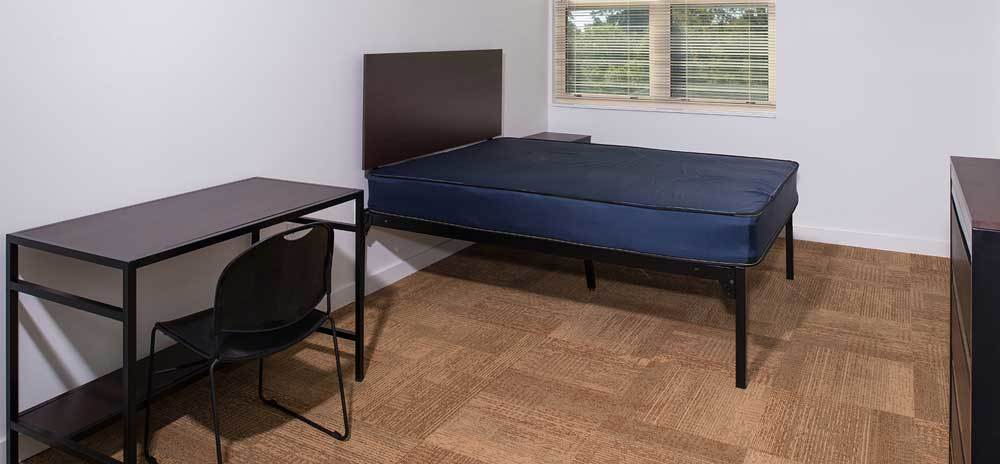 Bedroom Desk At Champions Hall