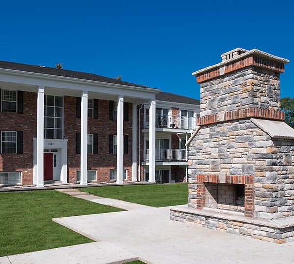 Amenities at University Hills