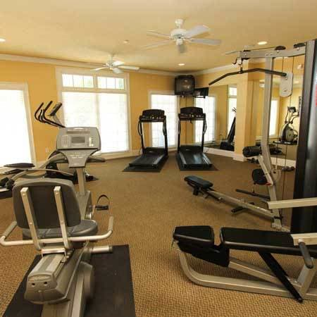 Beechwood Pines's advanced fitness center