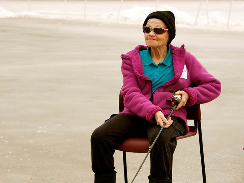 A Pathway to Living senior living residentice fishing
