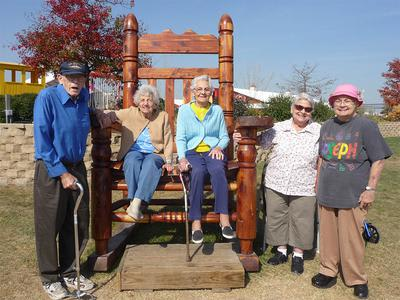 Elk Grove Senior Pumpkin Patch