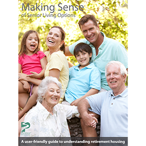 Making Sense photo card at Oak Hill Supportive Living Community