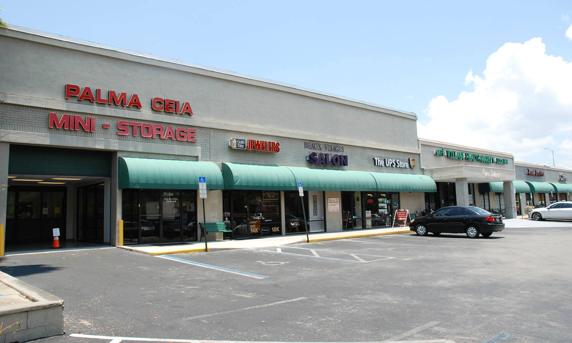 Palma Ceia Air Conditioned Self Storage in Tampa FL