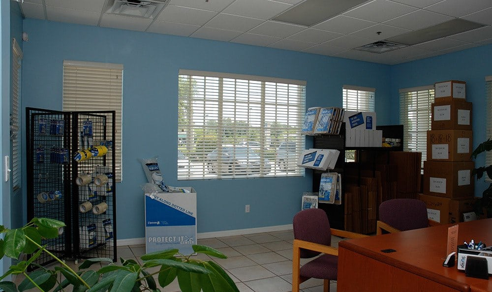 Oldsmar Self Storage has all the supplies that you need