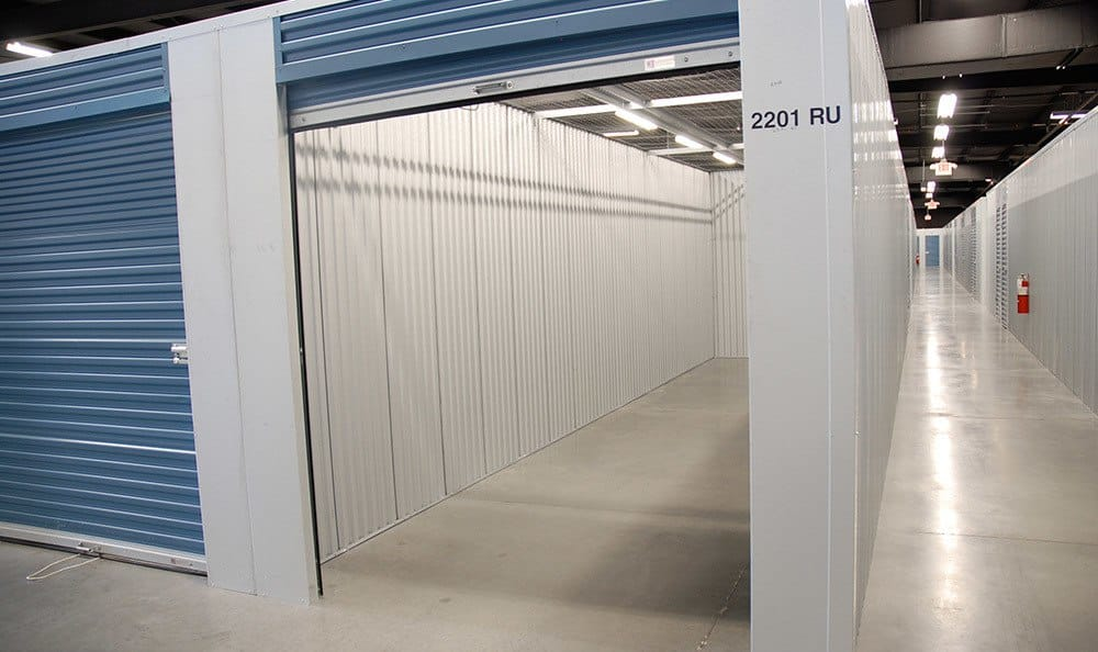 Spacious unit sizes & prices at Oldsmar Self Storage
