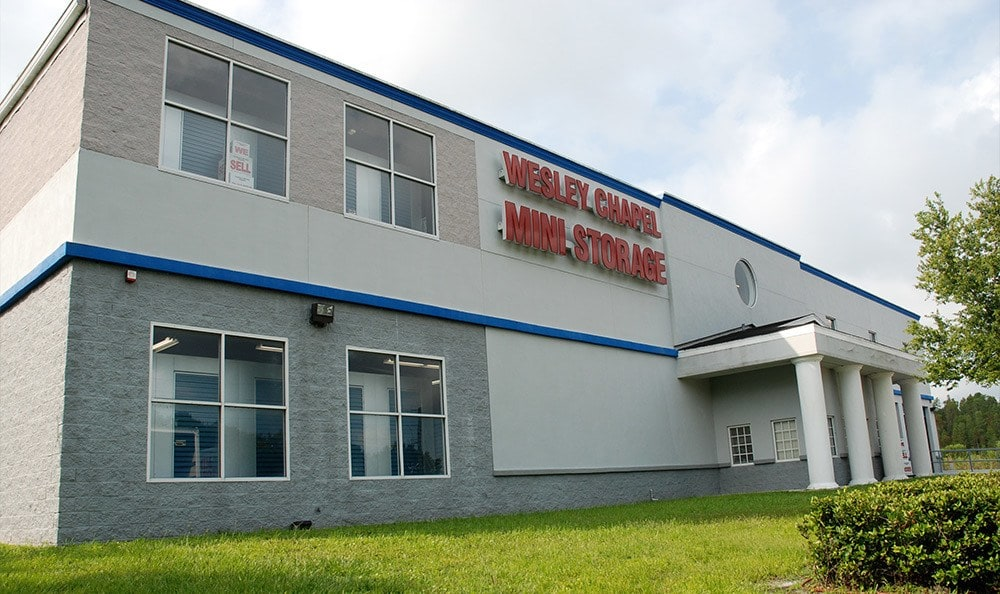 Wesley Chapel Storage has what you're looking for