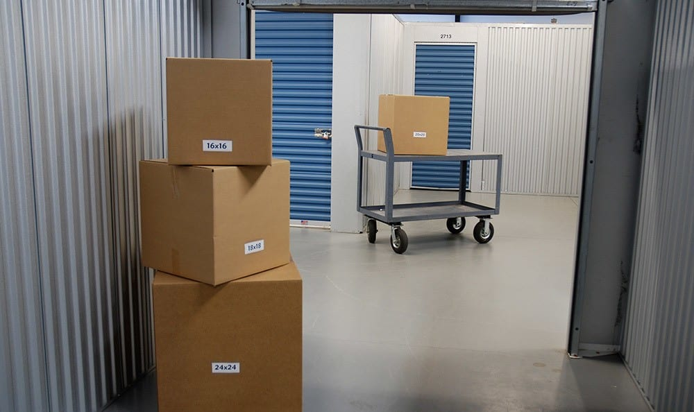 Wesley Chapel Storage has everything you need to store your stuff
