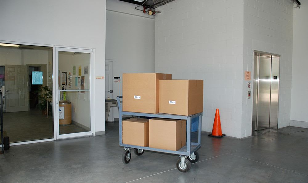 Tools and supplies to help you at Wesley Chapel Storage