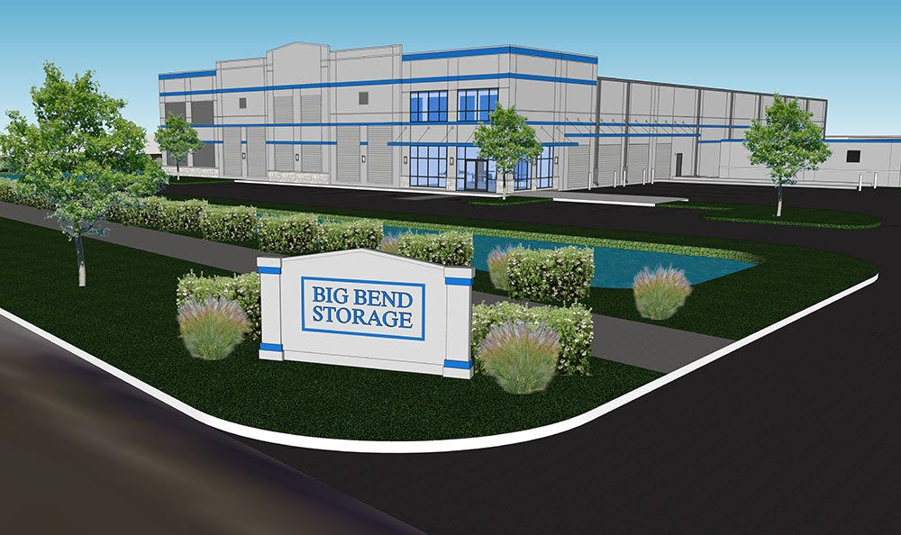 Its convenient location will have you loving Big Bend Storage!