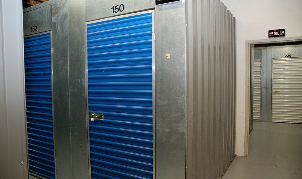 24-hour security at self storage at Big Bend Storage