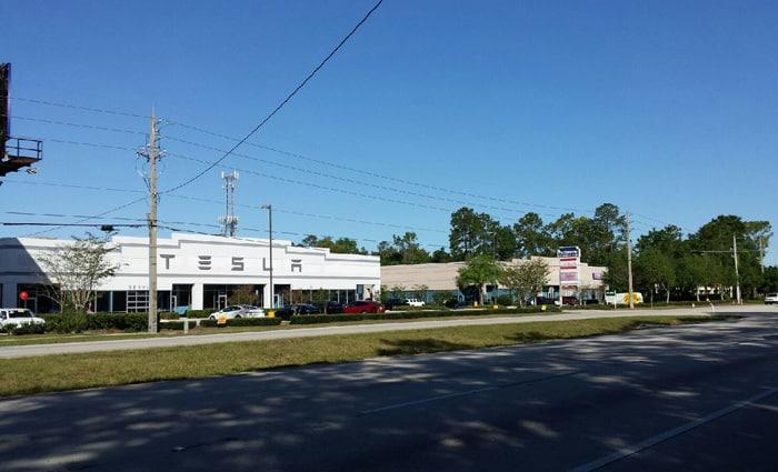 5948 Perimeter Commerce exterior in Jacksonville, Florida