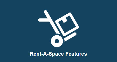Rent-A-Space features