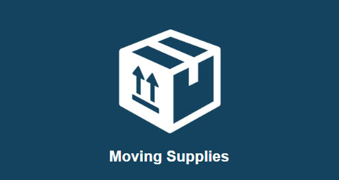 Moving supplies offered by Rent-A-Space